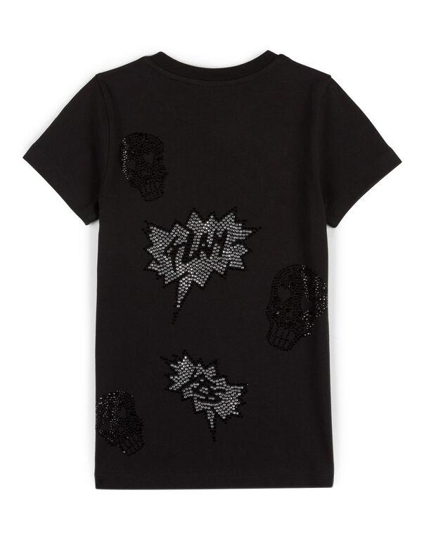 """t-shirt """"glam glam"""""""