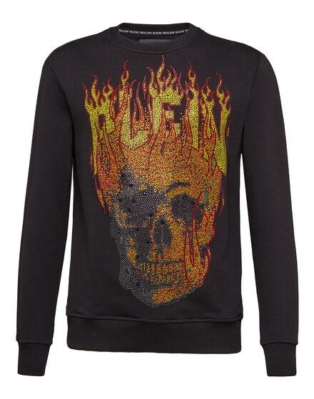 Sweatshirt LS Fire