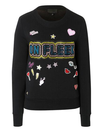 Sweatshirt LS Metro Gleek
