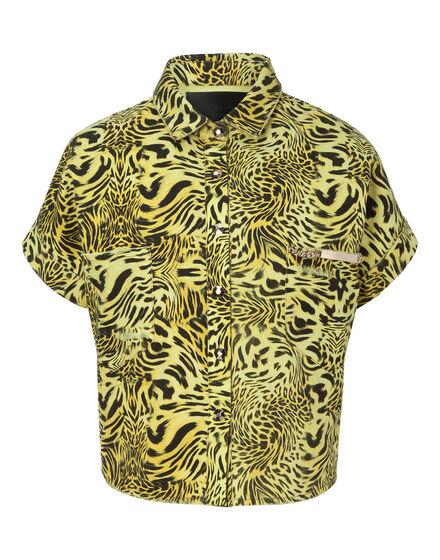 Denim Shirt SS Moller