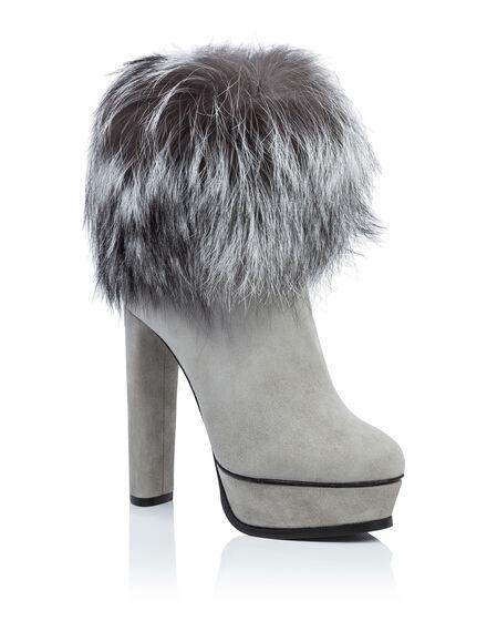 bootie high heels GABY