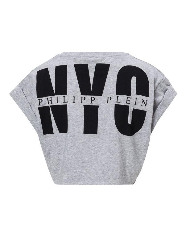 "T-shirt Round Neck SS ""My Boy Man"""