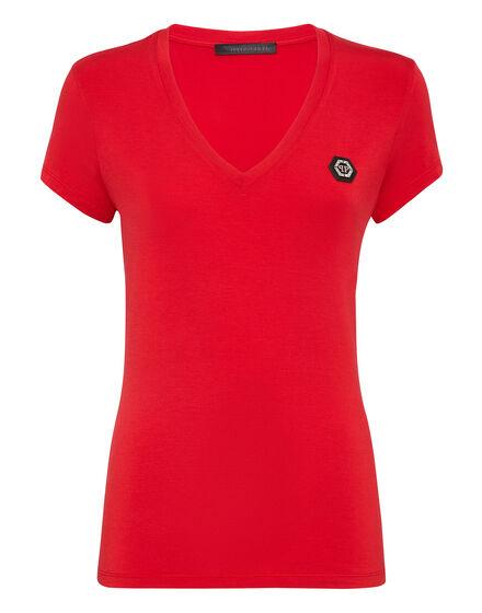 T-shirt V-Neck SS Comfort