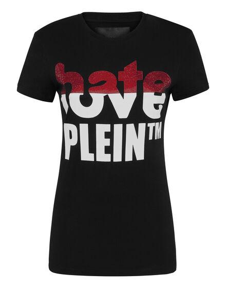 T-shirt Round Neck SS Love Plein