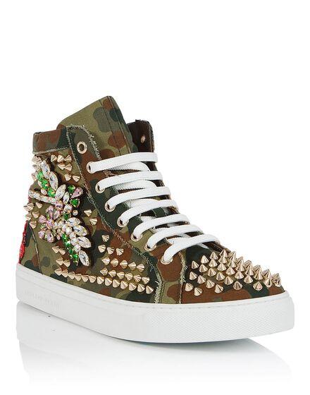 Hi-Top Sneakers Princess