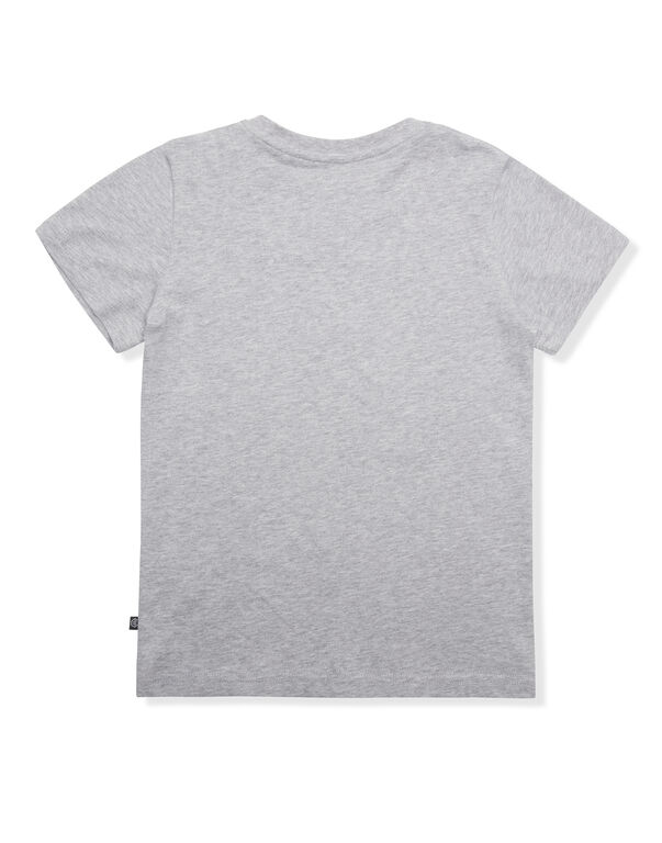 "T-shirt Round Neck SS ""Boy"""