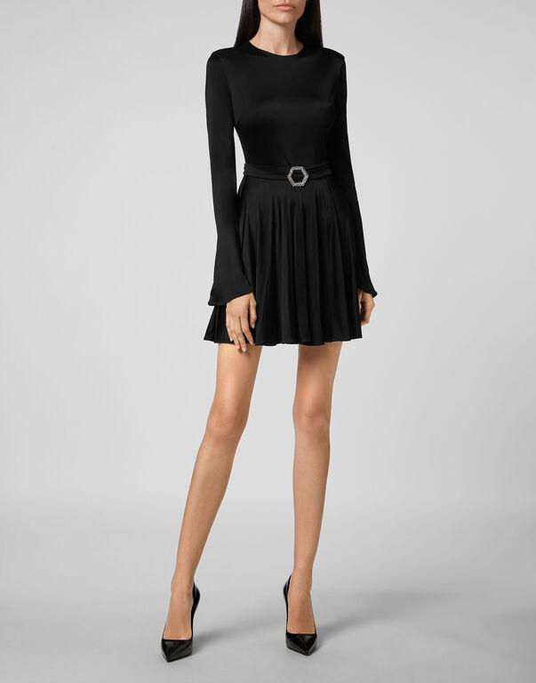 Short Dress Gilda Elegant