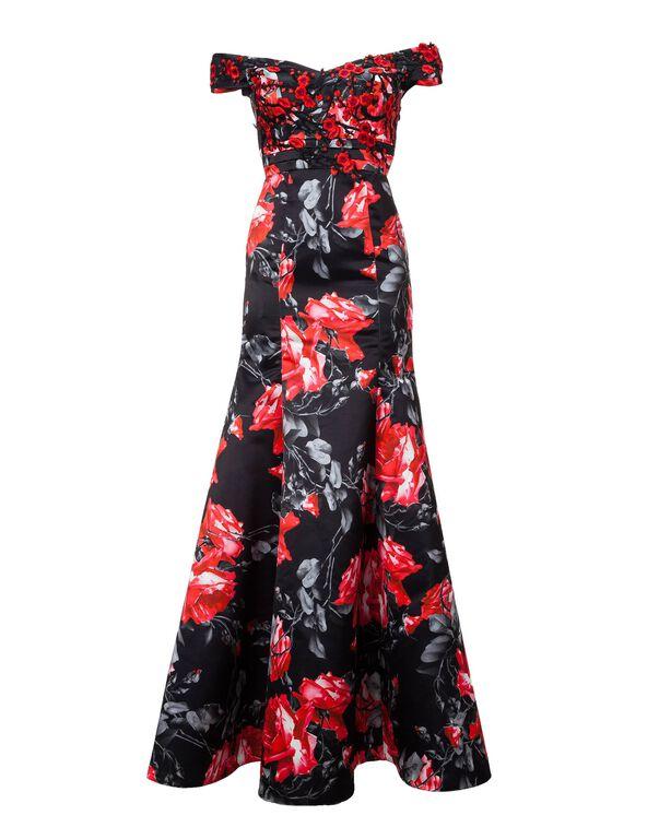 "Long Dress ""Irma Pocta"""