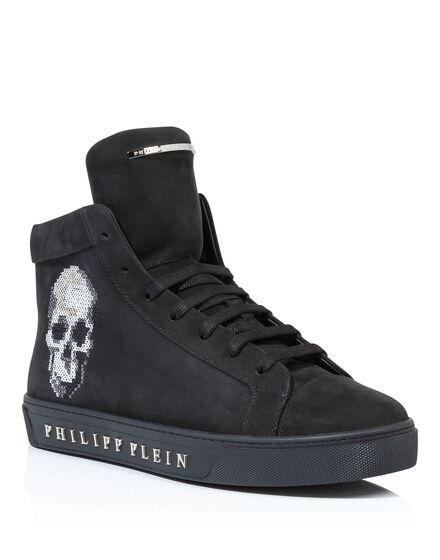 Hi-Top Sneakers enthusiasm