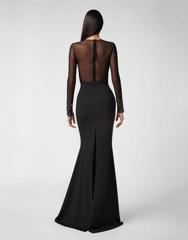 Long Dress Rock PP