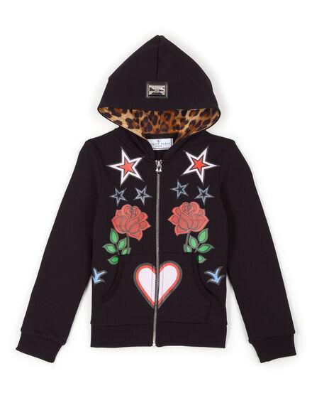 Hoodie sweatshirt Honey Roses