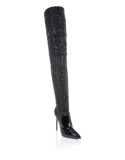 Boots Hi-Heels Overknees  HAFSIA