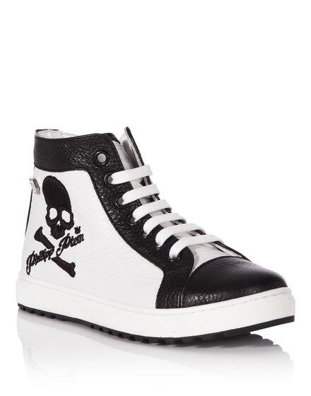 Hi-Top Sneakers Owl
