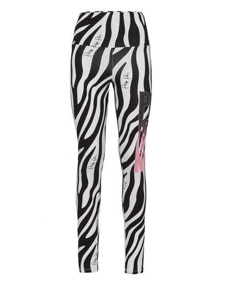 Jogging Leggings Zebra