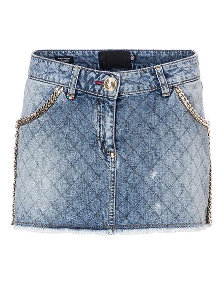Short Skirt Bling