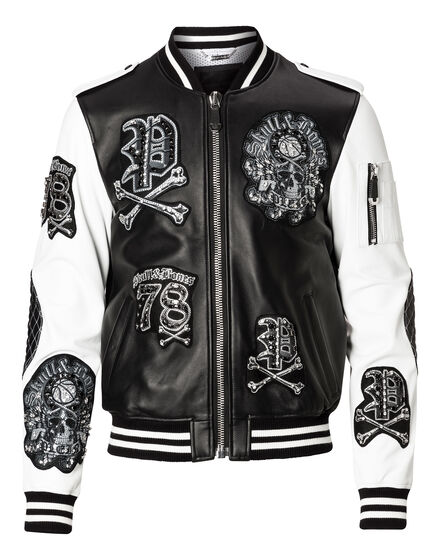 Leather Bomber Calling