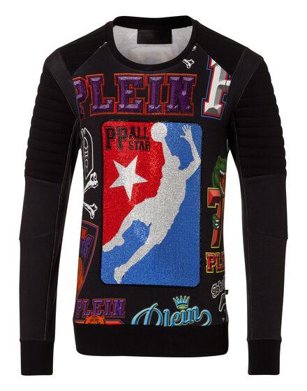 Sweatshirt LS Line