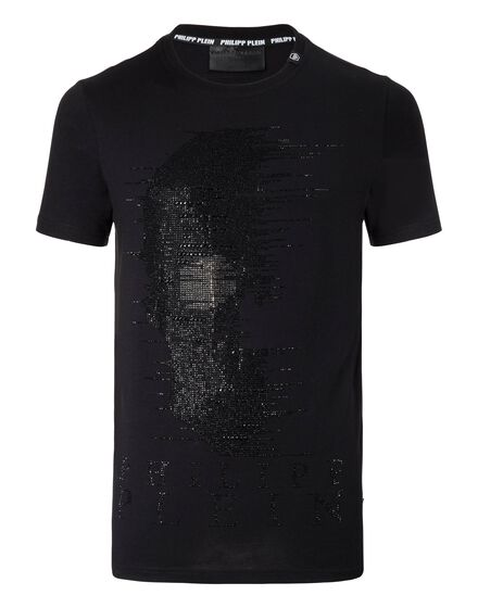 T-shirt Round Neck SS Ghost -S