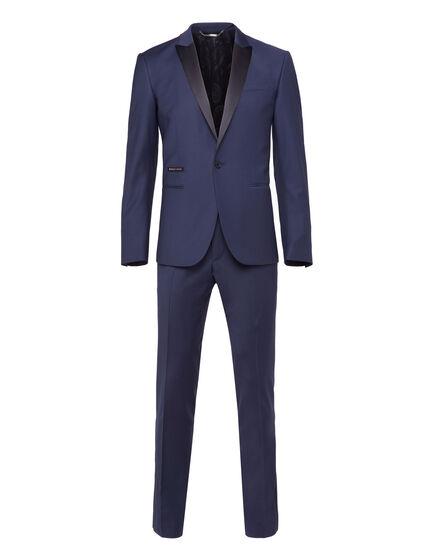 Suit 2 pcs Silver