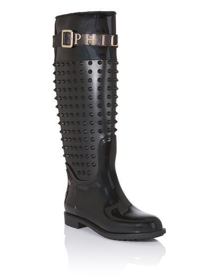 rain boots armor