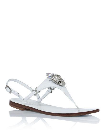 Sandals Flat  Cauvigny