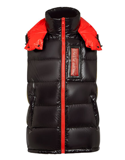Short Nylon Vest Anniversary 20th