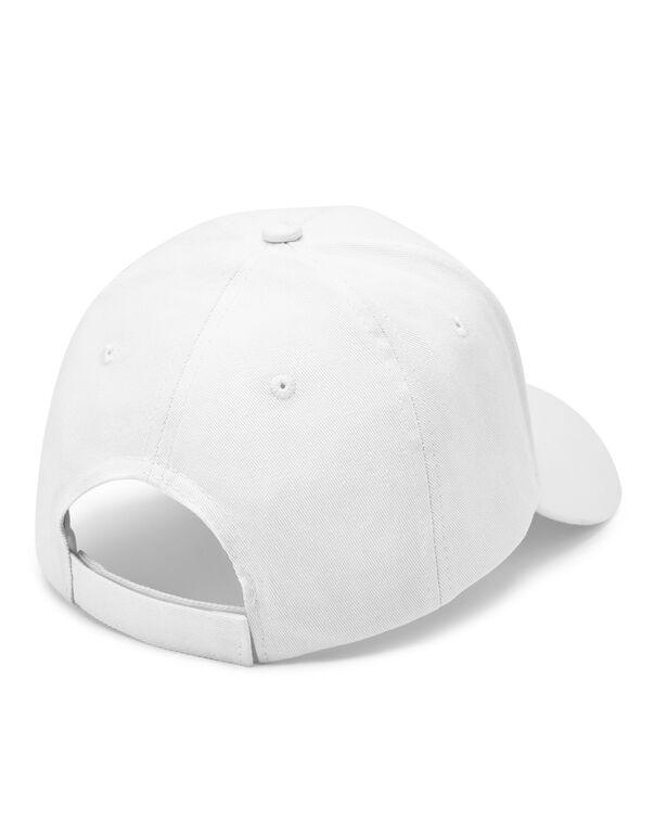 Baseball Cap Skull and Plein