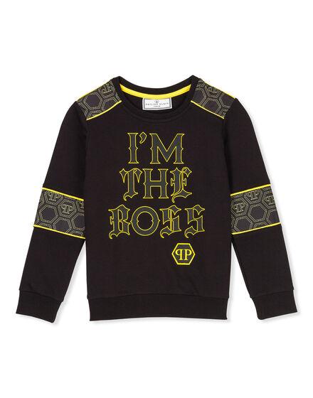 Sweatshirt LS Shaped on you