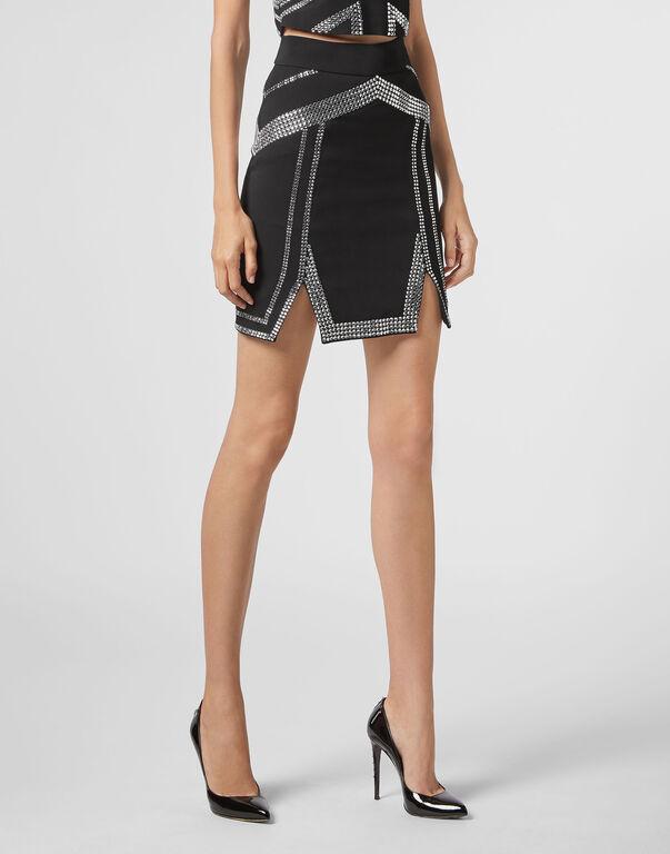 Short Skirt Geometric