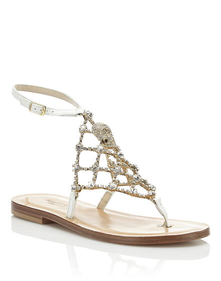 Sandals Flat Stay with me
