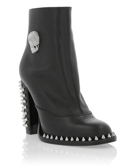 bootie high heels Paxson