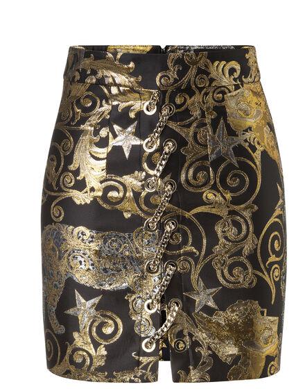Short Skirt roan