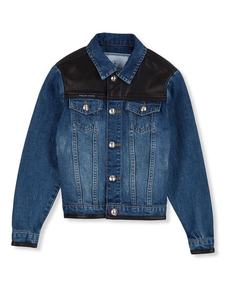 Denim jacket Middle
