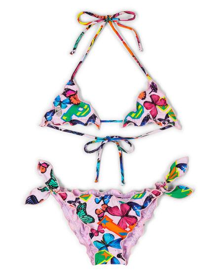 bikini rainbow