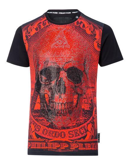 T-shirt Round Neck SS curtis
