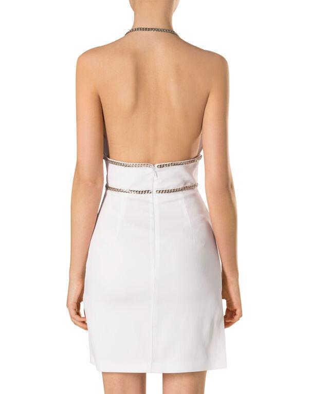 "Short Dress ""Denoe"""