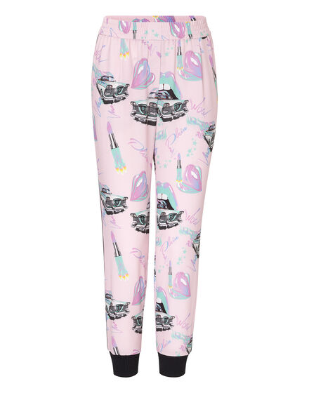 Jogging trousers bouche