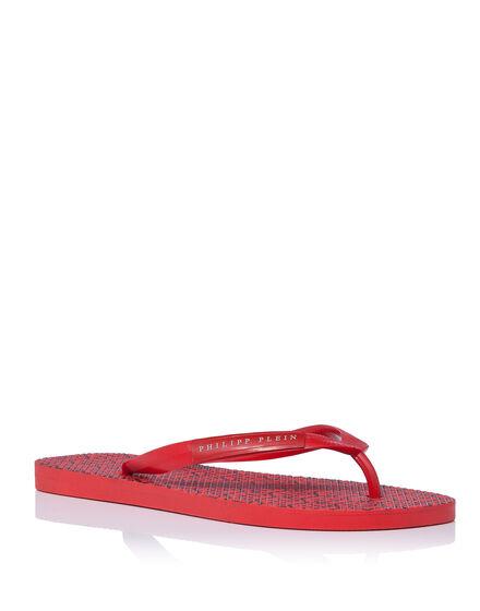 Sandals Flat British