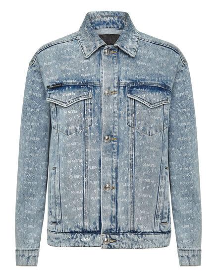 Denim Jacket All over PP