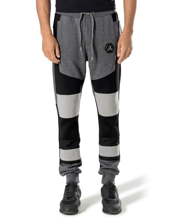 "Jogging Trousers ""I see fire"""