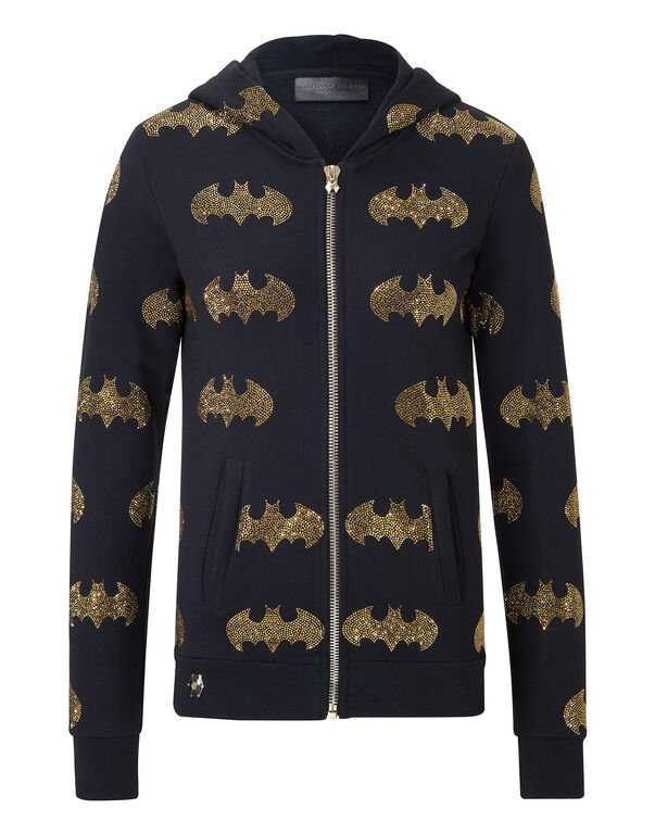 "hooded jacket ""gotham"""