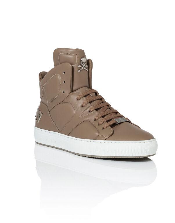"""Hi-Top Sneakers """"flight"""""""