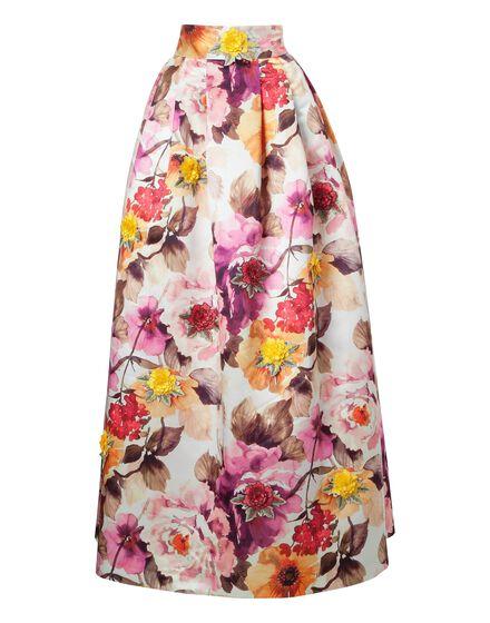 Long Skirt Karamel