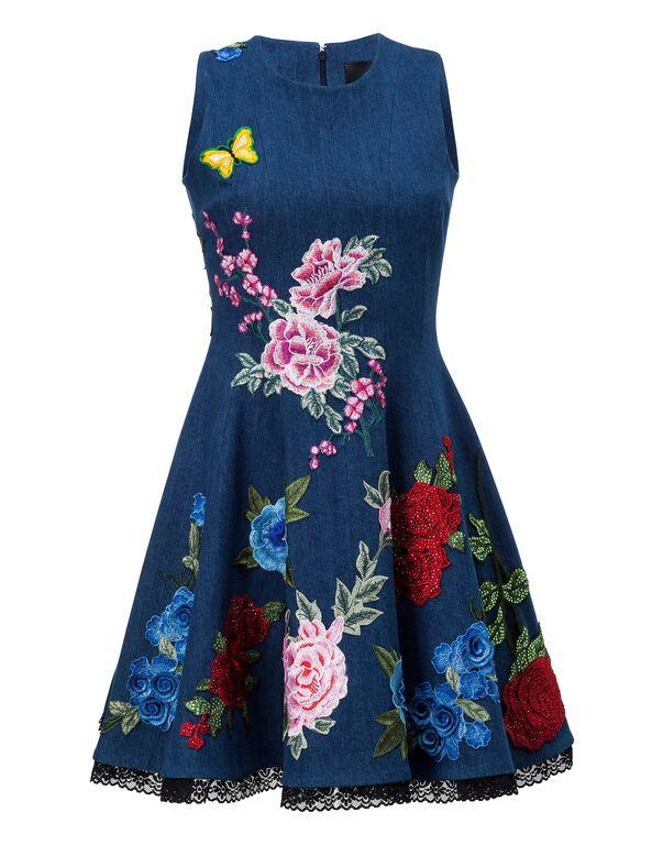 "Denim Dress ""Mary Batts"""