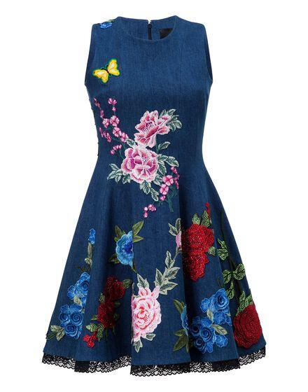 Denim Dress Mary Batts