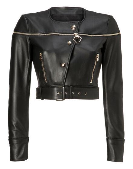 Leather Bolero Chelsea