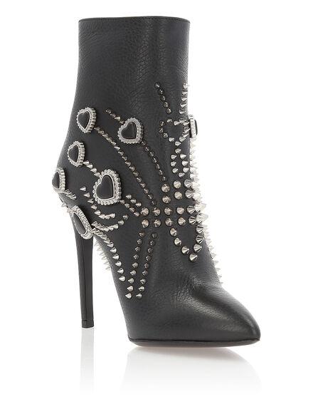 Boots Mid Heels High cleon