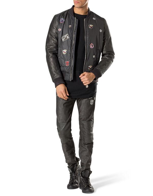"nylon jacket ""texas"""