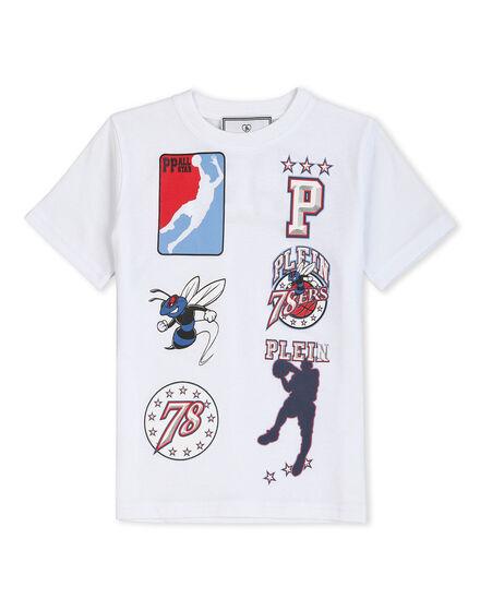 T-Shirt Round Neck SS Dean