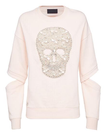 Sweatshirt LS Kiss me
